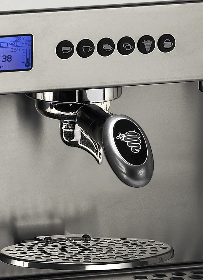 Coffee portable commercial machines