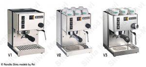Rancilio Silvia version coffee machine repair